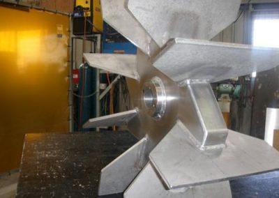Custom Fabrication - Advanced Metal Products Warwick QLD 02