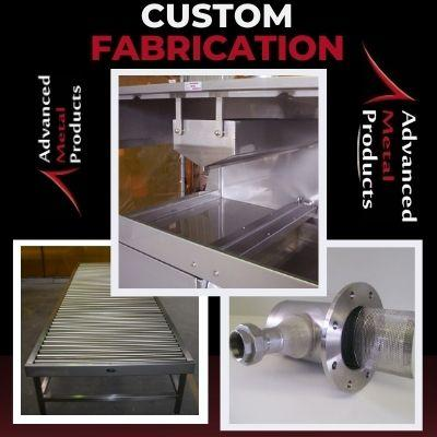 Custom Fabrication - Advanced Metal Products Warwick QLD