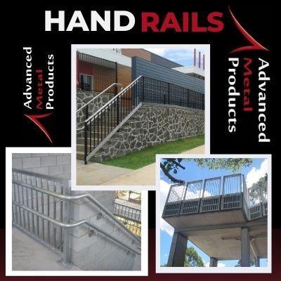 Hand Rails - Advanced Metal Products Warwick QLD