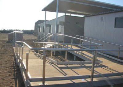 Handrails - Advanced Metal Products Warwick QLD 08