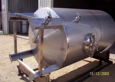 Industrial Tanks - Advanced Metal Products Warwick QLD 04