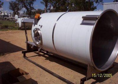 Industrial Tanks - Advanced Metal Products Warwick QLD 05