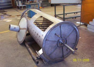 Industrial Tanks - Advanced Metal Products Warwick QLD 06