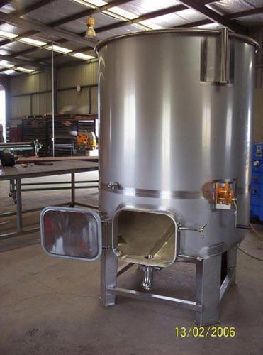 Industrial Tanks - Advanced Metal Products Warwick QLD 07