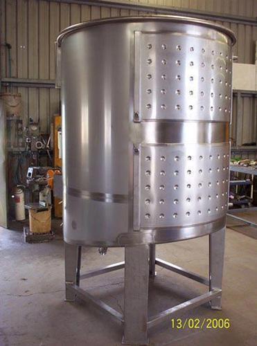 Industrial Tanks - Advanced Metal Products Warwick QLD 08