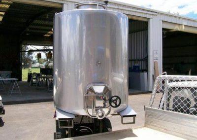 Industrial Tanks - Advanced Metal Products Warwick QLD 11