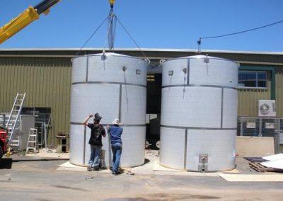 Industrial Tanks - Advanced Metal Products Warwick QLD 12