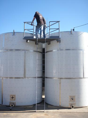 Industrial Tanks - Advanced Metal Products Warwick QLD 13