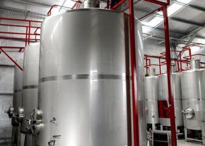 Industrial Tanks - Advanced Metal Products Warwick QLD 14