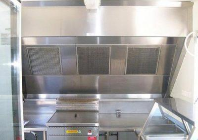 Stainless Steel Benching - Advanced Metal Products Warwick QLD 05