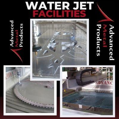 Water Jet Facilities - Advanced Metal Products Warwick QLD
