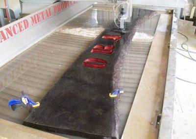 Waterjet Facilities - Advanced Metal Products Warwick QLD 02