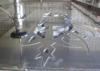 Waterjet Facilities - Advanced Metal Products Warwick QLD 03