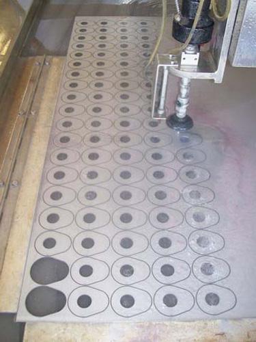 Waterjet Facilities - Advanced Metal Products Warwick QLD 07