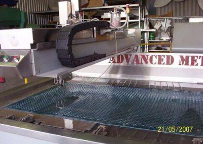 Waterjet Facilities - Advanced Metal Products Warwick QLD 08